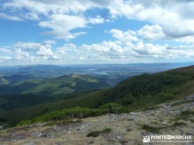 Parque Natural Gorbeia - Hayedo de Altube - Cascada de Gujuli;gr 10 madrid viajes puente noviembre